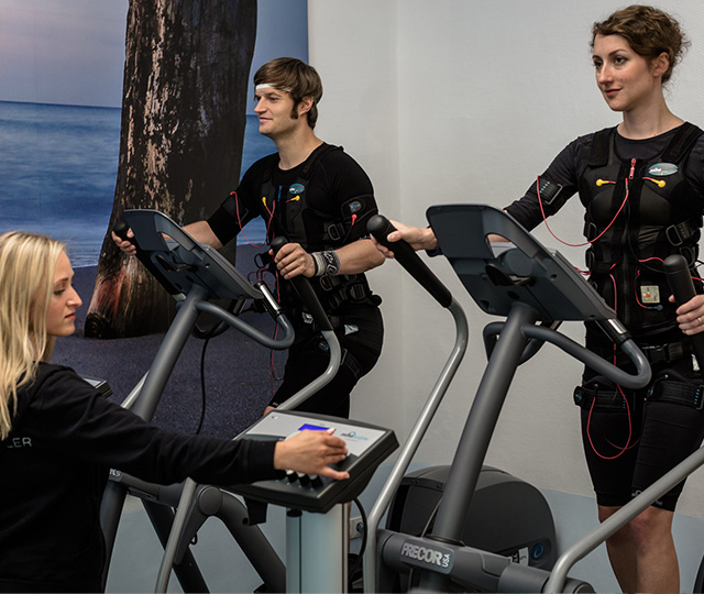 Cardio Training Berlin