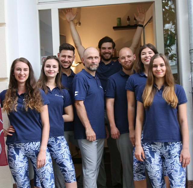 Formwandler Fitness Team Berlin