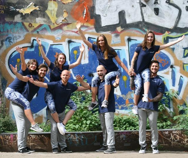 Formwandler Team