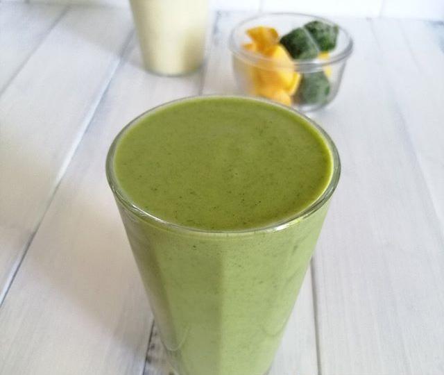 Gesundheits Shake für einen guten Start in den Tag