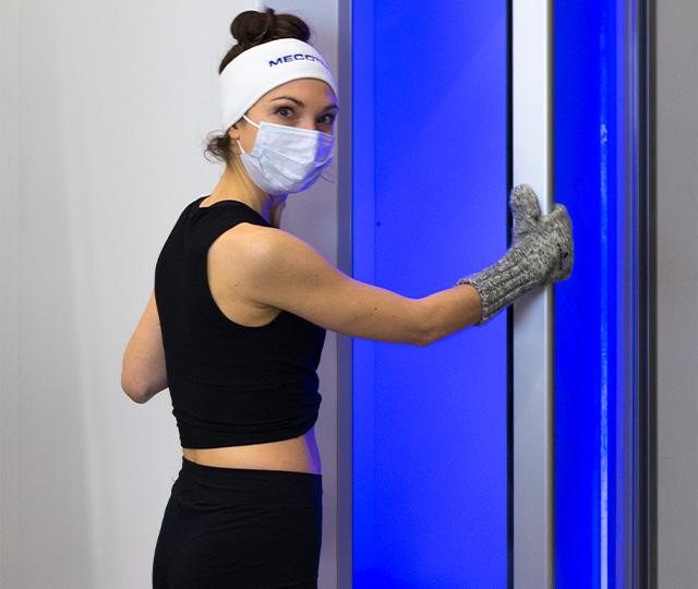 Kältesauna Cryo Therapie Berlin