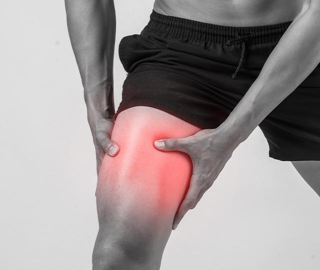 Kältekammer bei Sportverletzungen