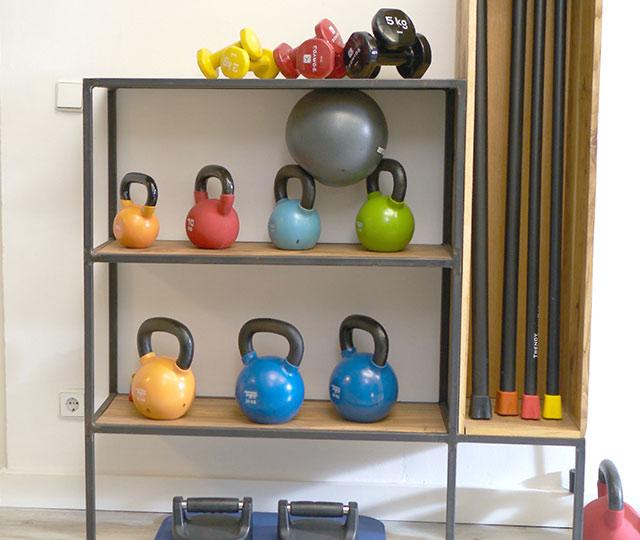 EMS Fitnessstudio bei Rückenschmerzen