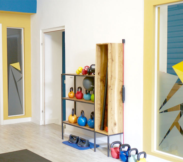 Formwandler Fitnessstudio Berlin