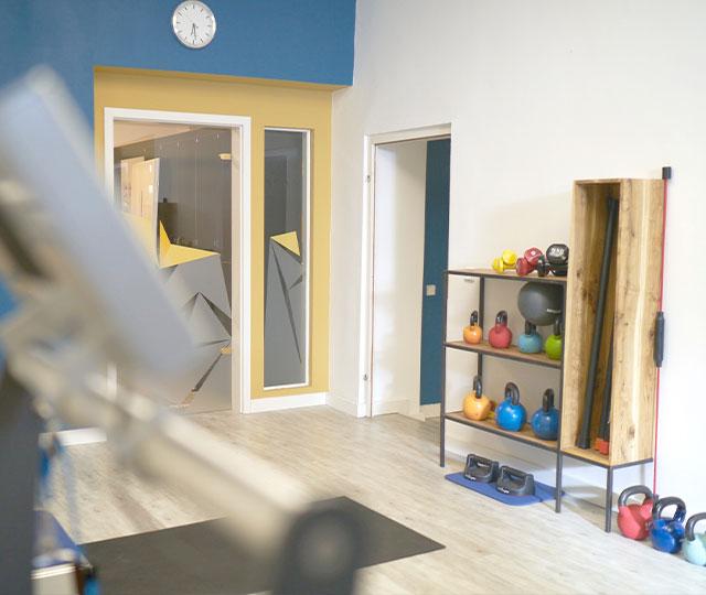 Fitnessstudio Berlin